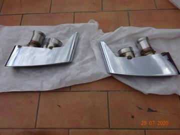 Bentley bentayga выпуск наконечник труба выхлопная левая правая, фото