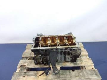 Bmw 3 e46 1.8 b блок низ двигателя n42b18ab n42, фото