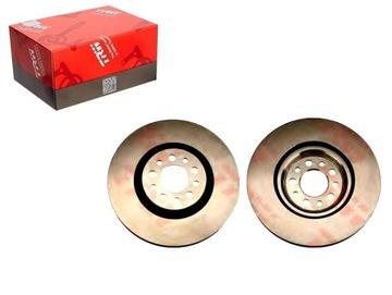 Диски тормозные 2шт alfa romeo 159 1.8 tbi (939), фото