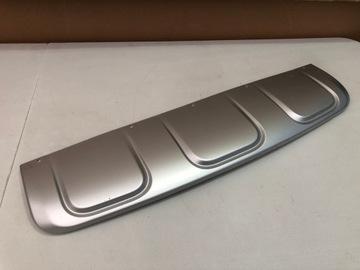 Диффузор накладка заднего бампера mini r60 countryman, фото