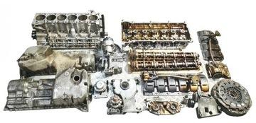 Bmw e60 e46 e39 z4 z3 2.0 2.2 m54 b22 блок двигателя, фото