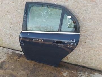 Cadillac bls 1 290 седан дверь левая задняя, фото