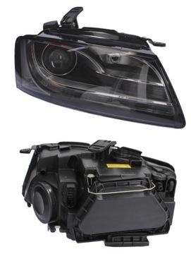 Рефлектор фара правый audi a5 s5 b8 07-11, фото