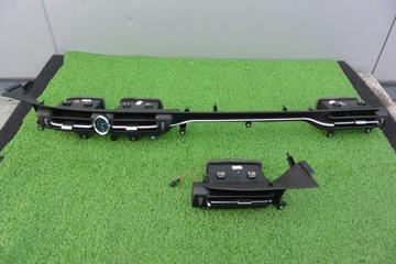 Решетка вентиляции комплект maserati quattroporte 6 европа, фото
