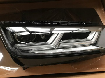 Audi q5 рефлектор matrix 80a941784 новая fvat 23, фото