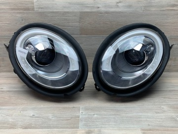 Mini f54 f55 f56 фонаря перед полный светодиод комплектные, фото