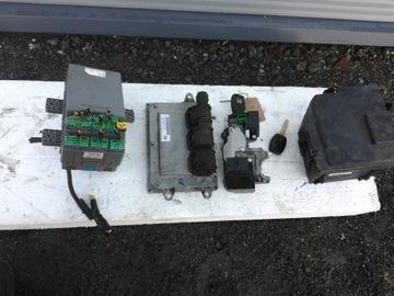 Honda civic 8 ufo 1.4 dsi l13a7 комплект зажигания, фото