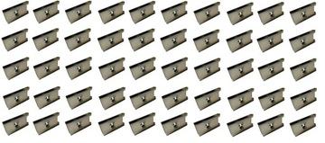 Пластины гнездо монтажное металлическая до винты 50, фото