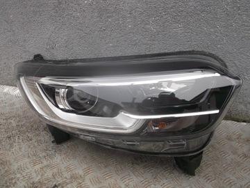 Renault kadjar линза светодиод фара правая, фото