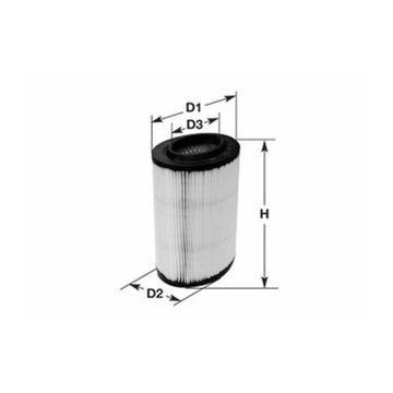 Фильтр воздушный clean фильтры alfa romeo: 159 939, фото