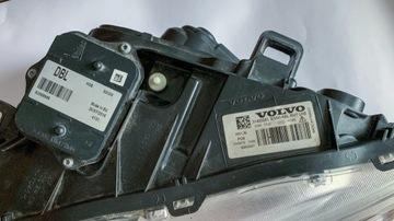 Volvo s60 v60 рестайлинг фара ксенон левая 31420261, фото