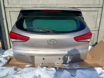 Hyundai tucson задняя крышка багажника (15-18), фото