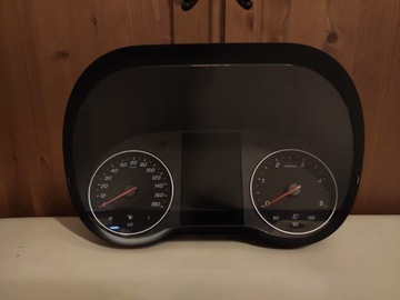 Панель приборов mercedes sprinter w907 a9079001004, фото