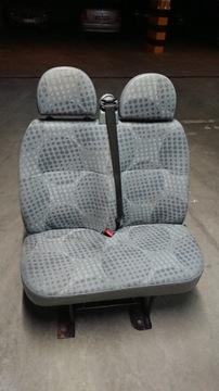 Сиденье двойной/ диван пассажира ford transit (06-13), фото