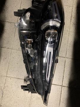 Фара правая полный светодиод mazda cx5 cx - 5 ue, фото