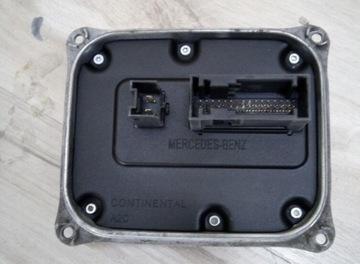 Блок светодиод mercedes w205 w2059013203, фото