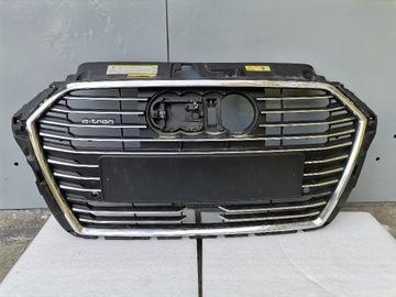Audi a3 8v решетка радиатора etron 8v4853651ac, фото