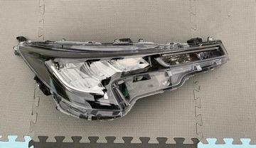 Toyota corolla xii полный светодиод новая! правая фара!, фото