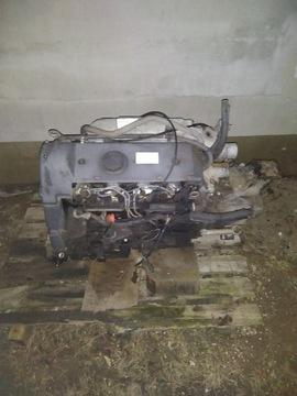 Двигатель комплектный fiat ducato 2. 8d 2001r, фото