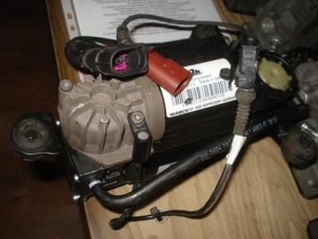 Рем комплект компрессор подвеска audi d3 a8 a6 c6 c5, фото