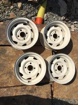 Широкая металл диски ford kjs sprint 4x108 r13, фото