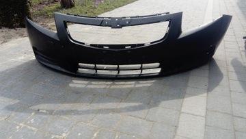 Chevrolet cruze бампер, фото