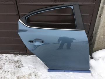 Mazda 3 дверь правая задняя 42b 13-, фото