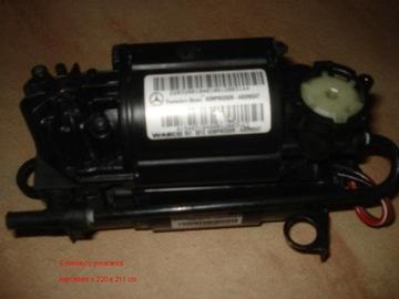 Комплект для ремонта компрессор подвеска mercedes w220 w211, фото