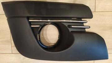 Решетка рамка бампера противотуманной фары peugeot 3008 правый, фото
