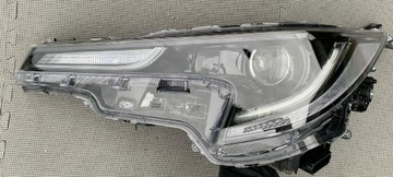 Toyota corolla xii полный светодиод e210 европа! фара левая, фото