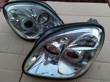 Рефлектор mercedes slk w170, фото