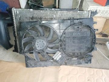 Вентилятор радиатор audi a4 8k0 a5 q5, фото