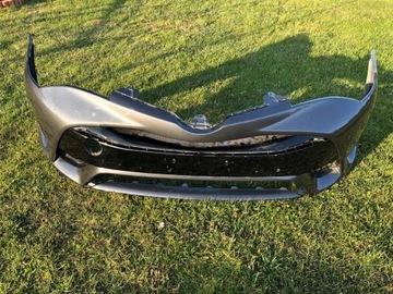 Бампер передний toyota avensis рестайлинг 3 15 -, фото