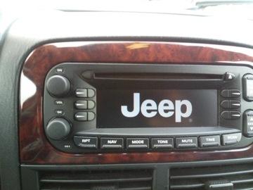 Автомагнитола jeep grand cherokee wj rb3 becker версия европа, фото