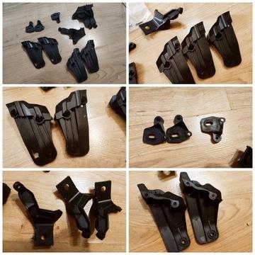 Opel vectra c signum 93186567 набор ручки фар, фото