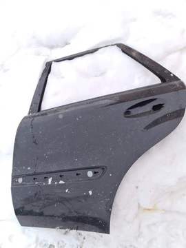 Mercedes бензин ml w164 дверь левая задняя, фото