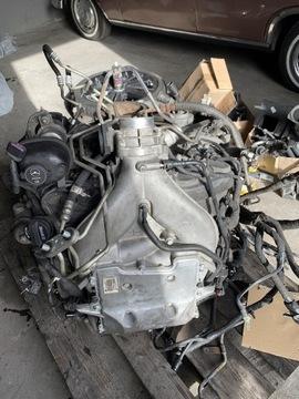 Двигатель cadillac cts 2 3.6 2009 год поврежден, фото
