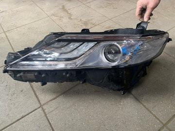 Фара передняя левая toyota camry 8 2019 - полный светодиод, фото