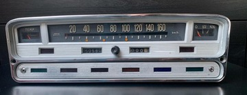 Панель приборов спидометр fiat 125p 1300, фото