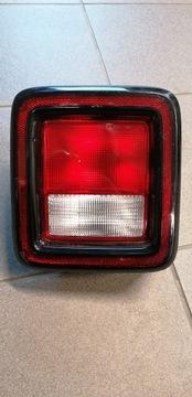 Фонарь правый задний jeep wrangler jl 18- 55112890ae, фото