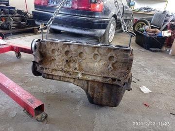 Блок двигателя двигатель jeep xj 4.0, фото