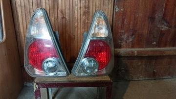 Daihatsu yrv фонари задние рестайлинг, фото