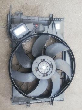 Вентилятор mercedes w203 c180 c200 c230, фото