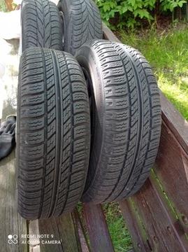 Комплект колес (шины+ диски легкосплавные) aluminiowe 165 65 r13, фото
