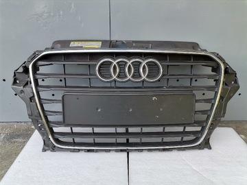 Audi a3 8v решетка радиатора 8v3853037, фото