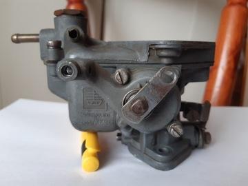 Fiat 126p карбюратор lic. weber fos 28 imb 10/ 250 0684, фото