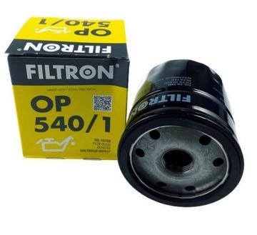 фильтр масла filtron op540/1 op 540/1 - фото