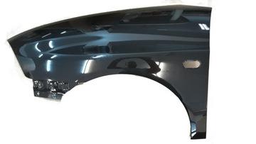крыло seat ibiza/cordoba 6l lc9z blackmagic левый - фото