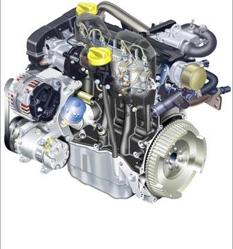 двигатель 1.5 dci renault scenic ii megane ii - фото