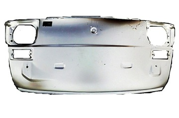 панель передняя fiat 126p el 1994-2000 elegant цинк - фото